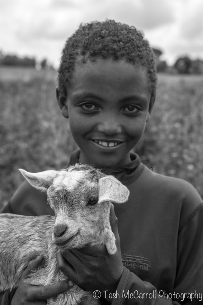 Meet my goat