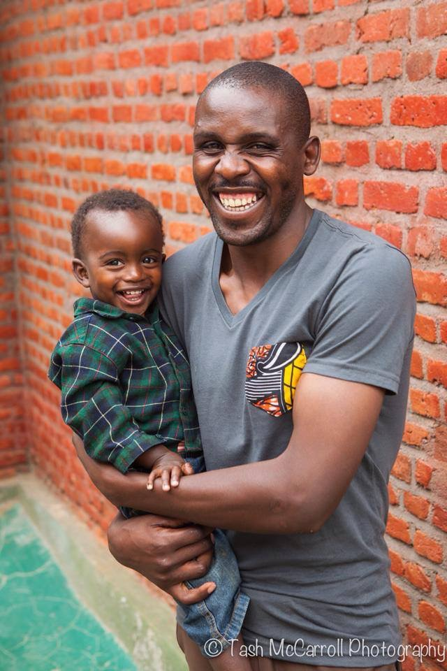 Back at the No.41 House (check them out www.no41.org) Rwanda (July 2014)