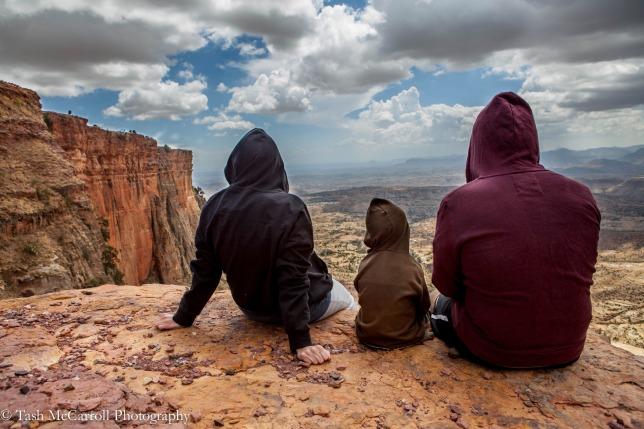 The hoodie gang