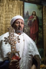 Priests & crosses